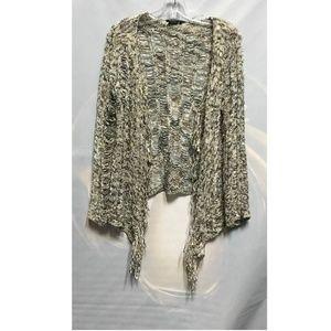 BCBGMaxAzria Knit Cardigan L